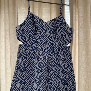 AE Dress with cutouts